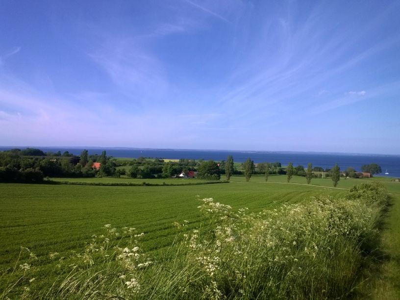 Die wunderschöne Natur auf Ærø