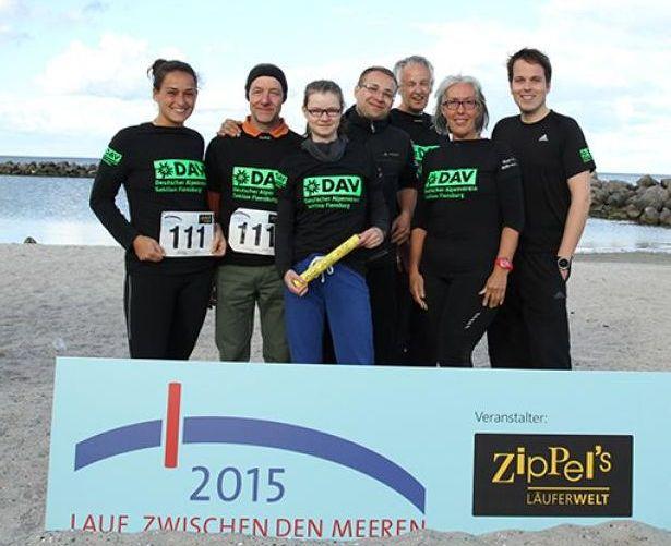 Unser Team (v.l): Melanie, Stefan, Ida, Alex, Ralf, Rosi, Torben