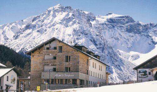 Artikelbild zu Artikel Schneeschuhwandern in den Brennerbergen
